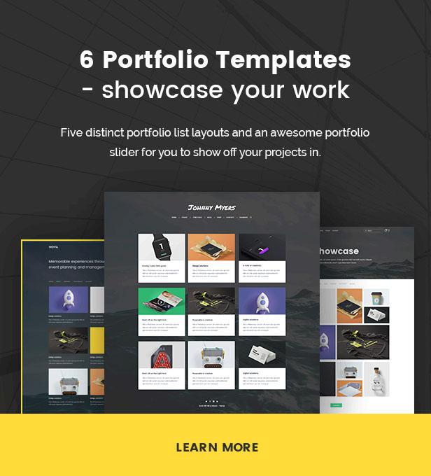 Affinity - Multipurpose WordPress Theme - 4
